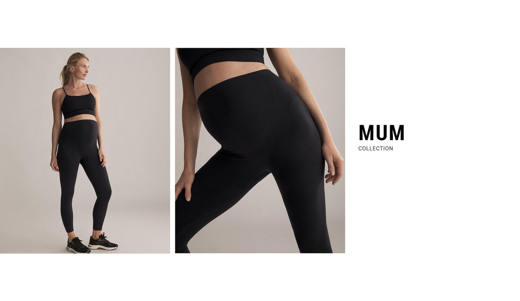 marcas ropa deportiva embarazada