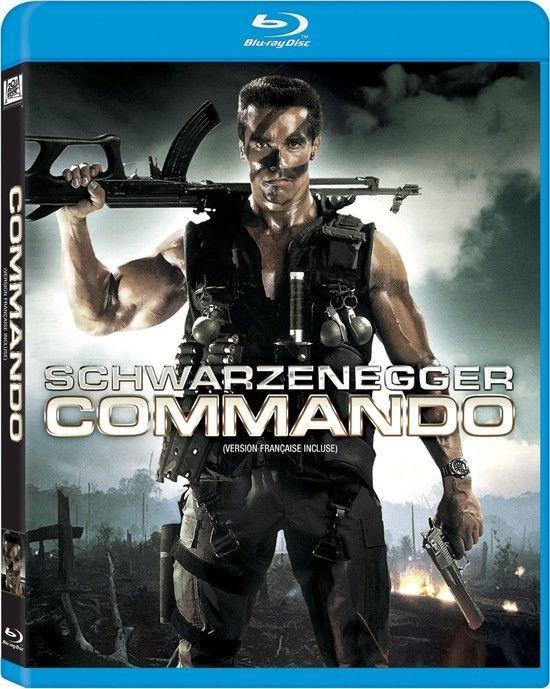 Commando คอมมานโด [HD][พากย์ไทย]