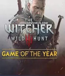 Capa The Witcher 3 Wild Hunt Game of the year