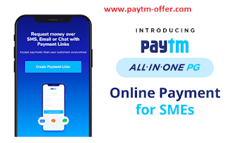 Paytm - All-in-One Payment Gateway For SMEs