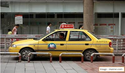 Taksi di China Sediakan Jajanan Untuk Penumpang - Sekitar Dunia Unik