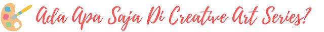 Creative Art Series, Faber Castell