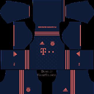 Skin Dream League Soccer Bayern Munchen 2019