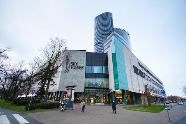 Sky tower-Breslavia