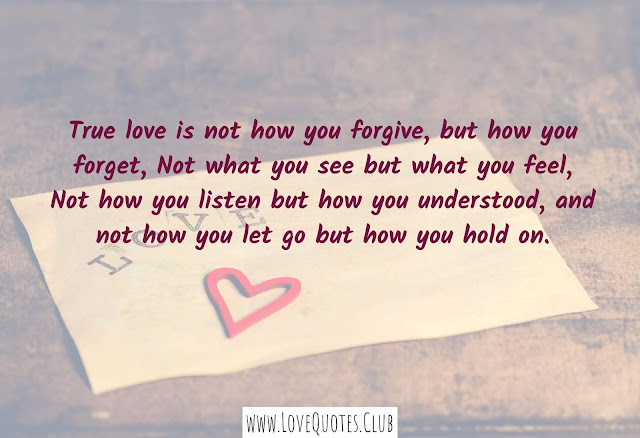 true love quotes to him