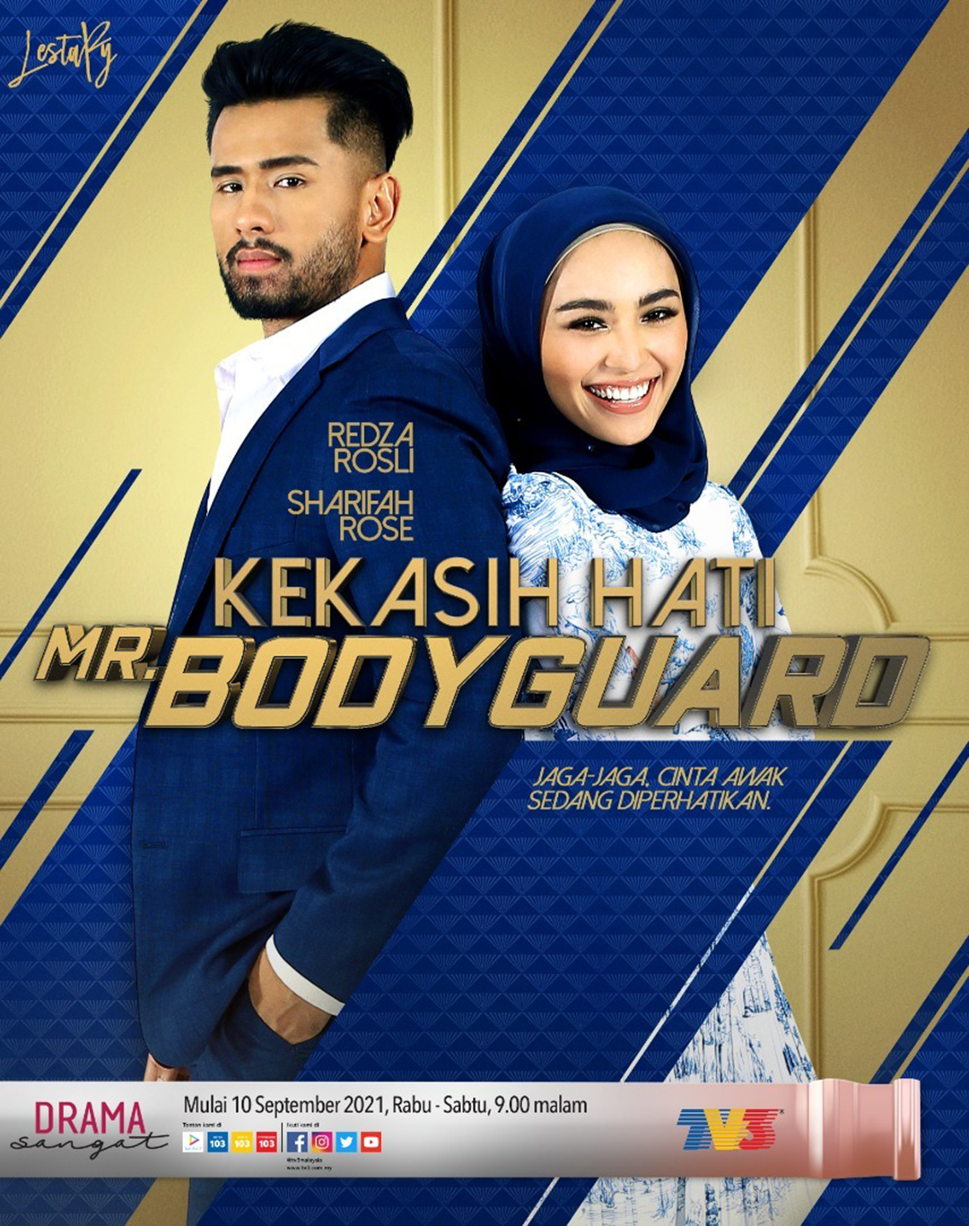 Sambungan Drama Kekasih Hati Mr. Bodyguard