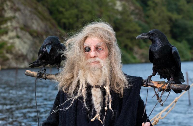 Porque Odin Tem um Olho Só?