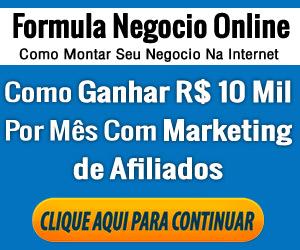 fórmula do negocio online