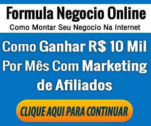 formula do negócio online