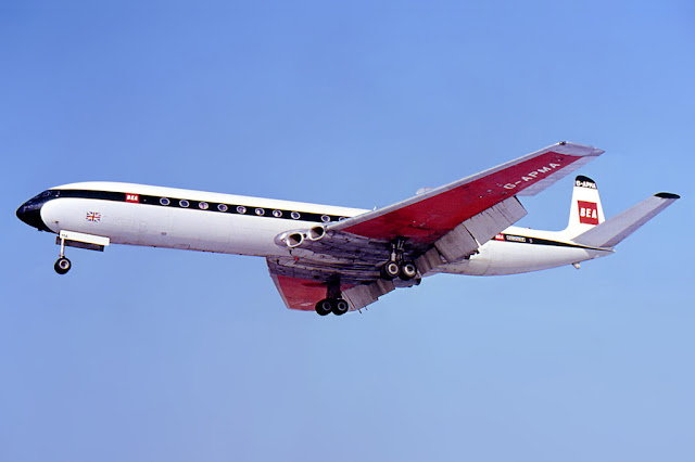 Pesawat Jet Pertama Di Dunia
