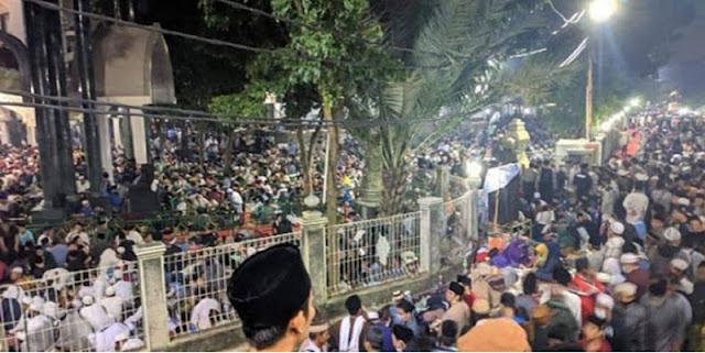 Haul Di Tangerang Sepelekan Prokes, Fadli Zon Sindir Jokowi Dan Mahfud MD