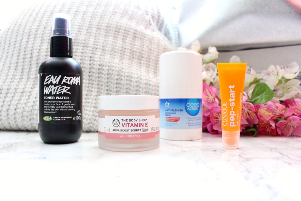 New Skincare Routine for Teenage Skin