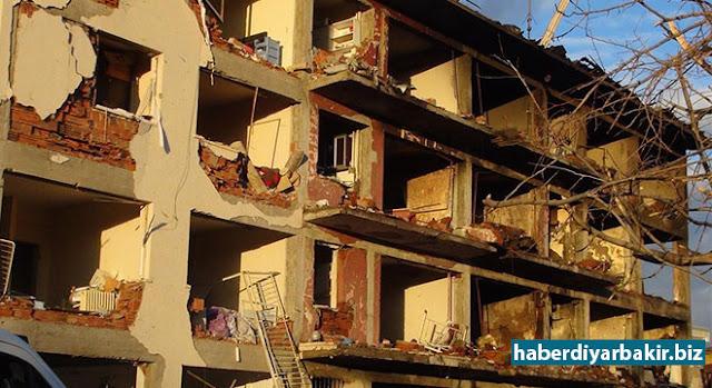 DİYARBAKIR-Geçen yıl 13 Ocak Çarşamba gecesi bir tondan fazla patlayıcı kullanılarak gerçekleştirilen ve aralarında çocuk ile kadınların da olduğu 6 kişinin hayatını kaybettiği, 39 kişinin de yaralandığı Diyarbakır'ın Çınar ilçesindeki saldırı unutulmuyor.