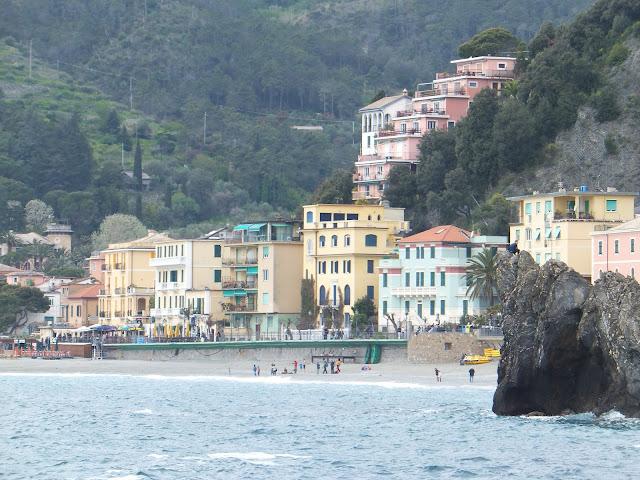 Cinqueterre, Liguria, Italia, Monterrosso, RioMaggiore, Voyages, Travel, elisaorigami