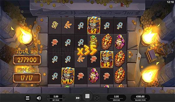 Main Gratis Slot Indonesia - Ramses Revenge Relax Gaming