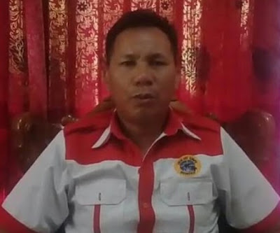 Wakil Ketua LAKI Noldy Poluakan  Sampaikan Dukungan Dan Apresiasi Kepada TNI - Polri