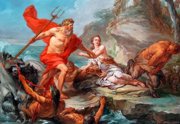 Η μυθολογική ιστορία του Ναυπλίου