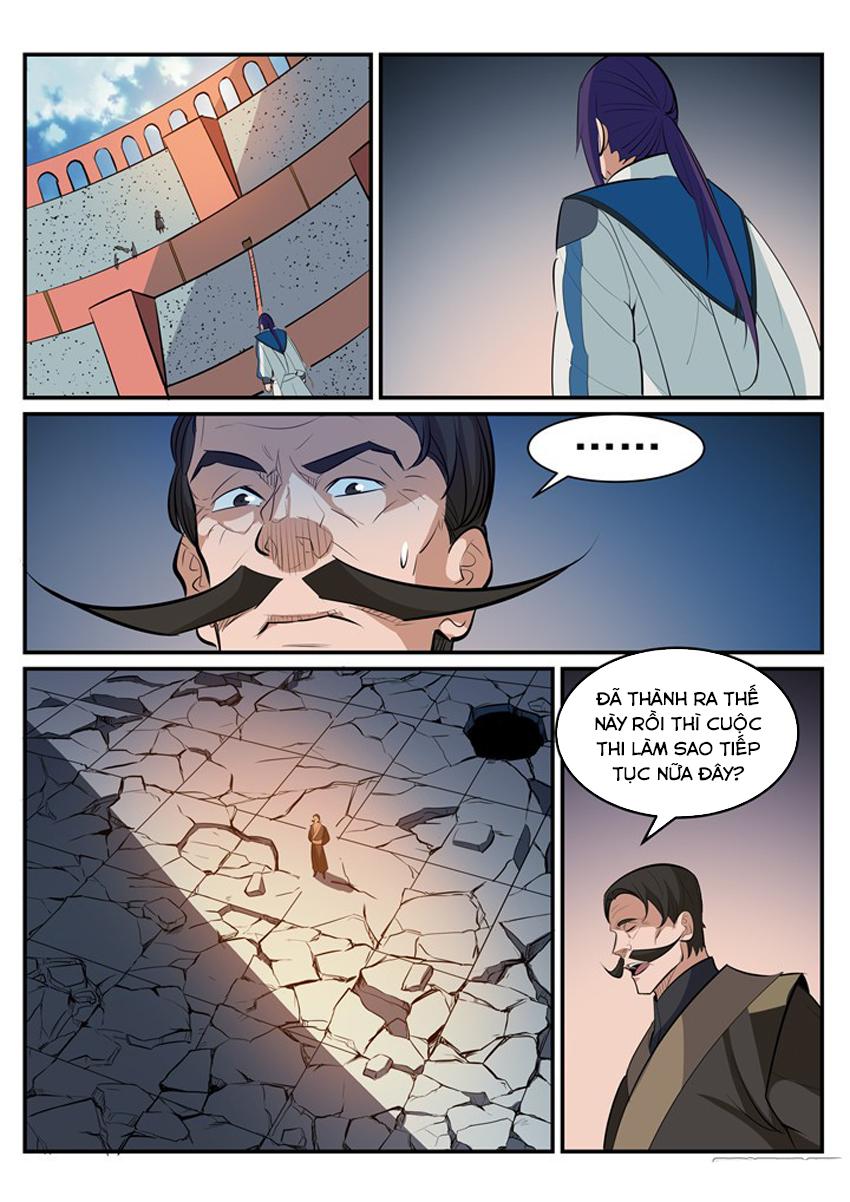 Bách Luyện Thành Thần Chapter 191 trang 9 - CungDocTruyen.com