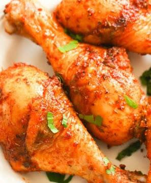 Spicy Hot Paprika Chicken Recipe
