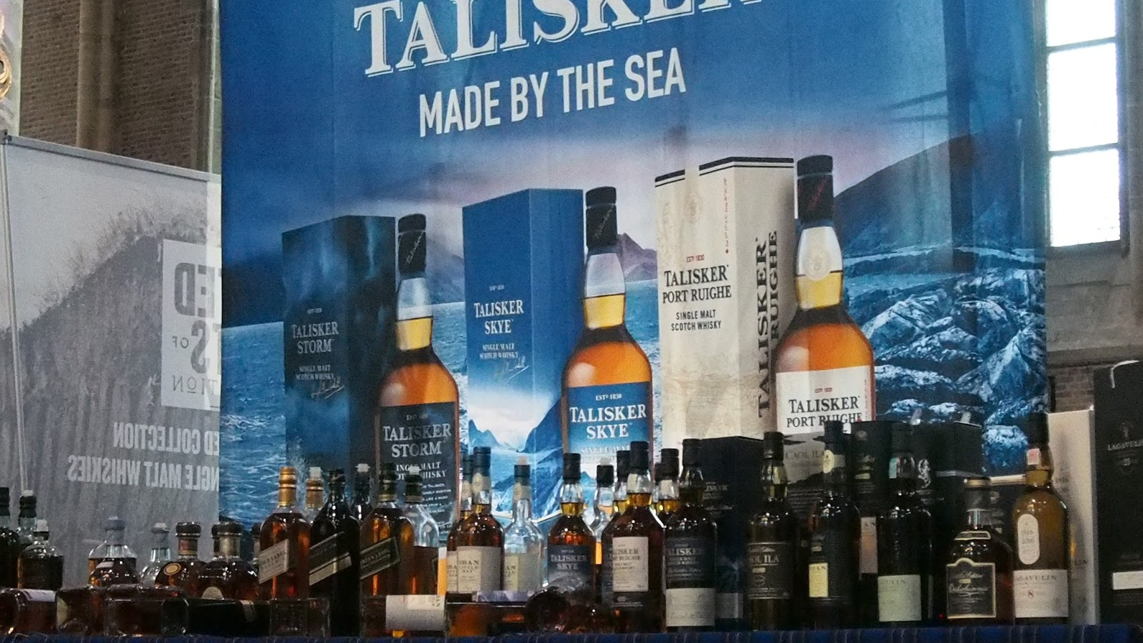 Whisky in Leiden 2017 - Review - Kitchen Exile