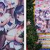 Policía japonesa retira anuncio anime de bubis gigantes por ser muy sexy