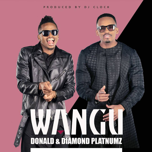 New AUDIO | Donald & Diamond Platnumz - Wangu | Download