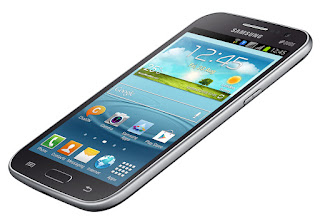 Мобильный телефон Samsung GT-i8552 Galaxy Win Duos Gray