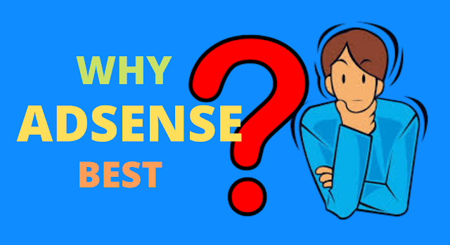 why adsense best