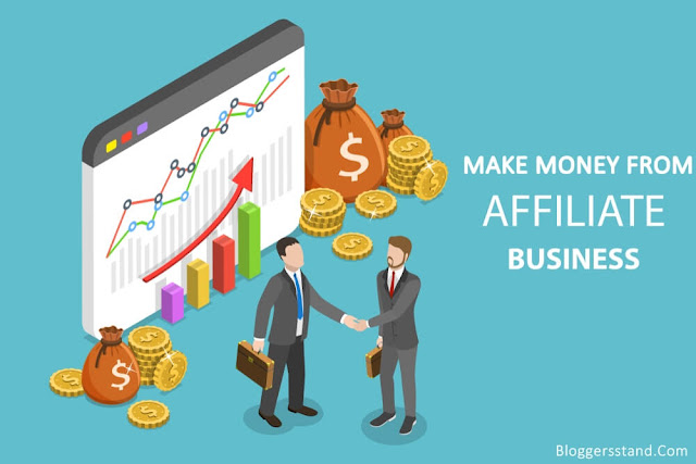 How To Earn Money From Affiliate Marketing Today