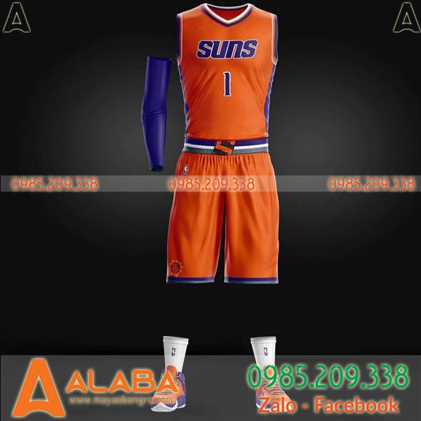 Áo bóng rổ thiết kế đẹp