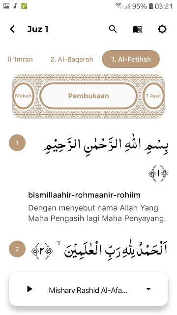 Source Code Aplikasi Al-Qur'an