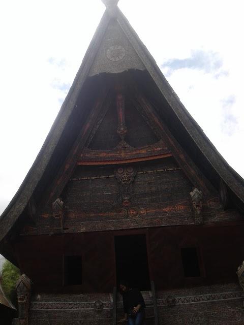 Berikut Beberapa Objek Spot Foto Menarik di Musesum T.B. Silalahi Center