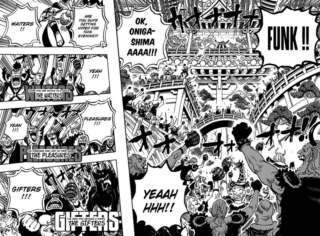 One Piece Manga Chapter 978 - Image 012
