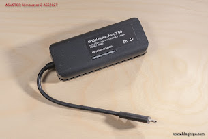 ADAPTADOR USB ASUSTOR AS-U2.5G