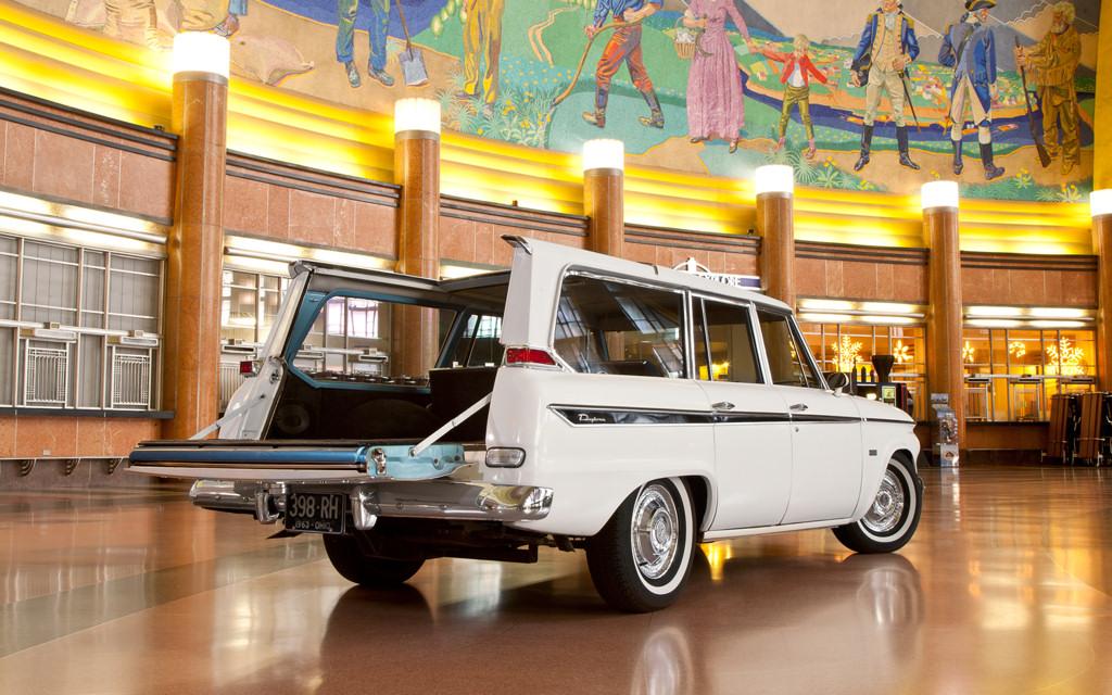 Avengers In Time 1963 Cars Studebaker Wagonaire
