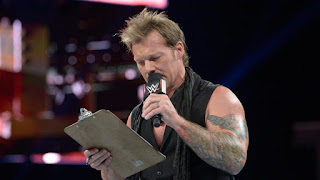 WWE List 1004 Holds WCW Raw Monday Night Chris Jericho