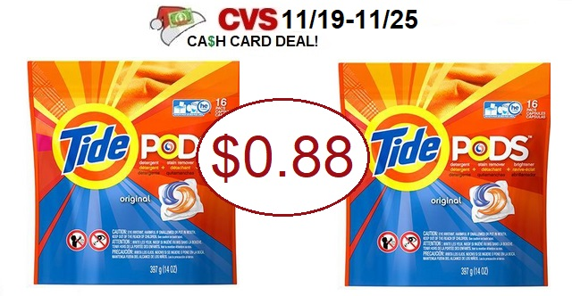 http://www.cvscouponers.com/2017/11/stock-up-pay-088-for-tide-pods-at-cvs.html