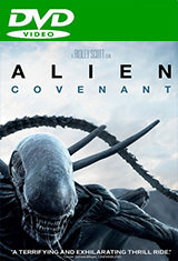 Alien: Covenant (2017) DVDRip Latino AC3 5.1