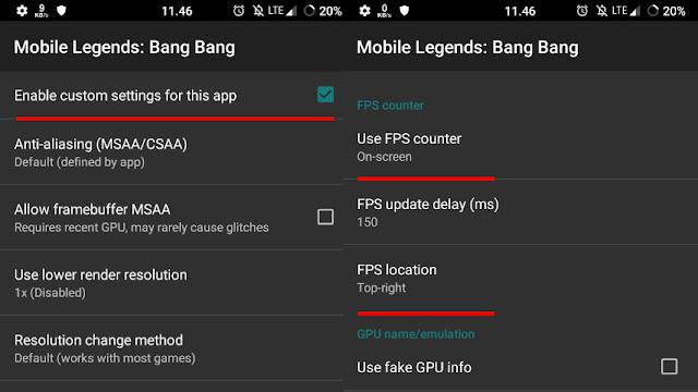 Cara Menampilkan FPS di Game Android Root