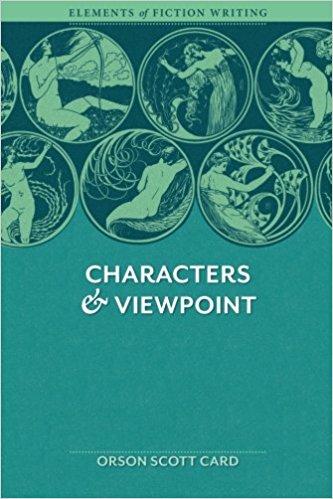 write great fiction characters emotion viewpoint nancy kress