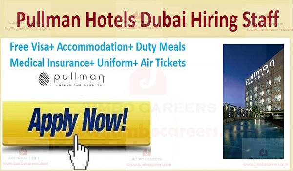 Available hotel jobs  in Dubai, job openings in Dubai,
