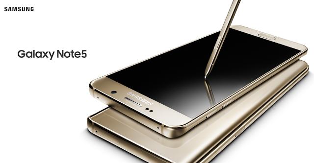 Samsung Galaxy Note 5 Masih Menjadi Pilihan Terbaik Pengganti Samsung Galaxy Note 7 Ketika Ini 17
