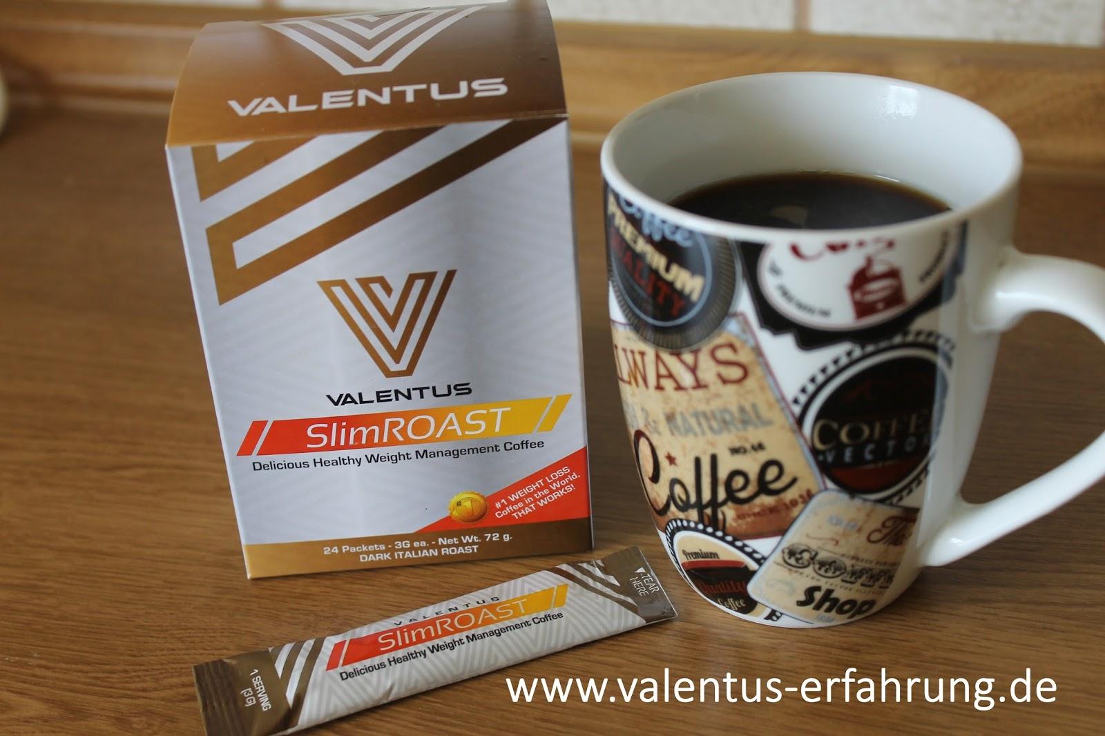Kaffee zum Abnehmen Valentus