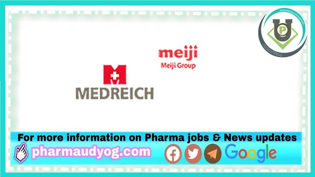 Medreich Pharma | Recruitment for Formulation RA & PPIC for Bangalore location