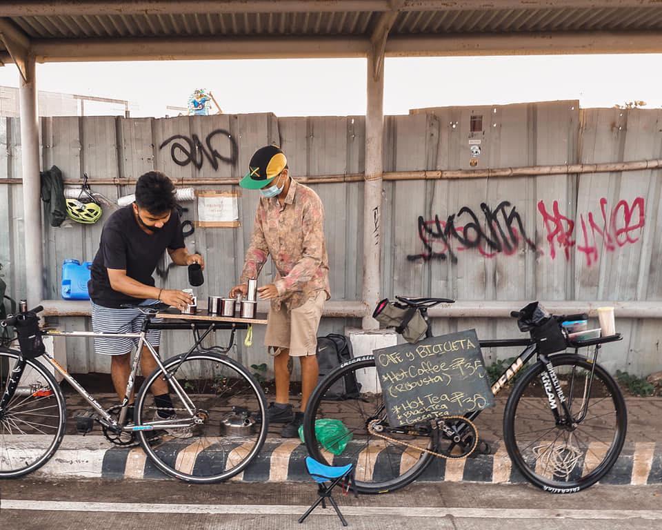 Cafe Y Bicicleta