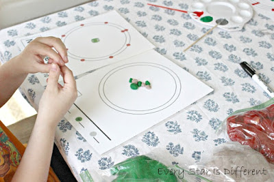 Creating Atoms with Play Dough