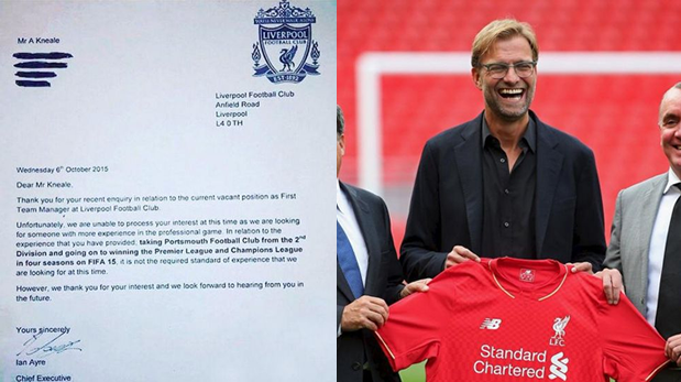El Liverpool triunfa en redes por su respuesta a un gamer