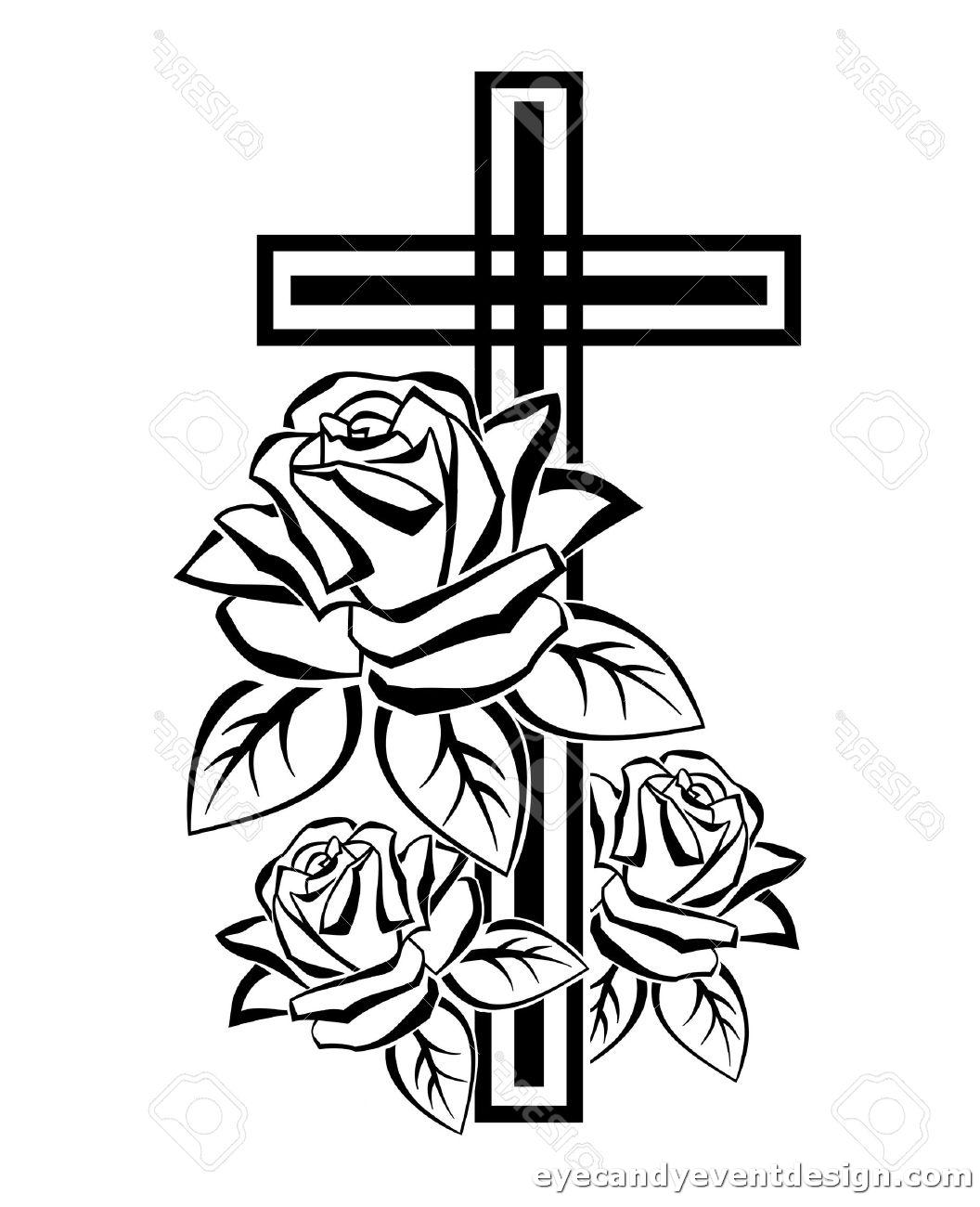 Vorlagen Tattoo Bilder Kreuz
