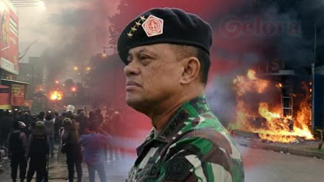 Sosok Gatot Gantikan Prabowo sebagai Simbol Perlawanan