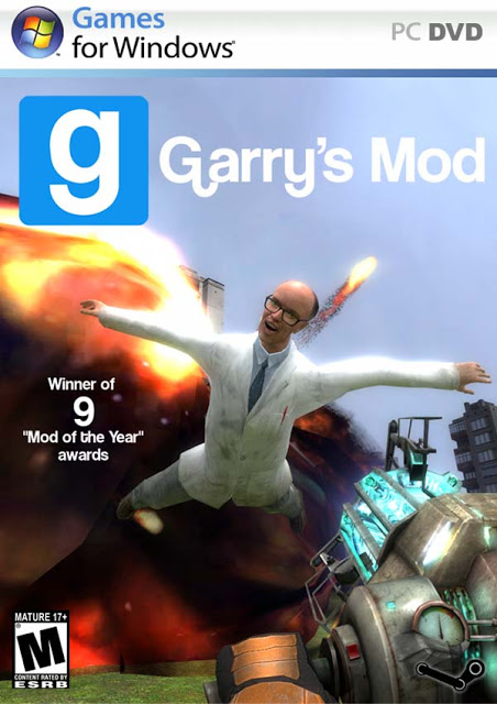 Garrys Mode PC Game Download Cover Free